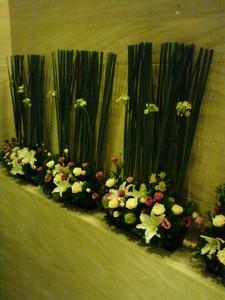 精緻盆花,高雄會場佈置,會場佈置,玫瑰