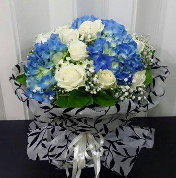花禮館,祝福花禮,精緻花束,創意盒花